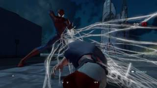 The amazing spider man 2. Ie caid du crime ep6