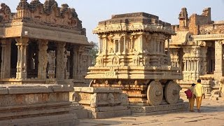 Hampi India  City pictures : The Ruins of Hampi, Karnataka, India in 4K (Ultra HD)