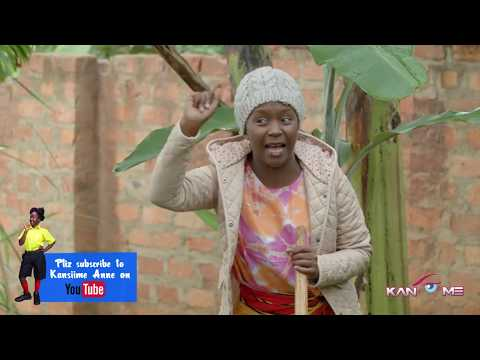 Not on my watch. Kansiime Anne. African comedy.