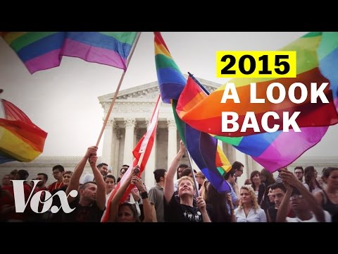 2015 in 4 minutes (видео)