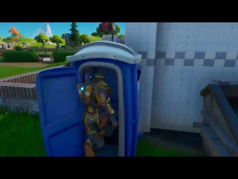 Where to Find Shadow Safe House Alpha in Fortnite Chapter 2 Season 2