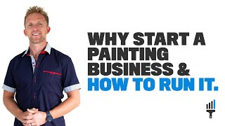 Painting Company Business Plan