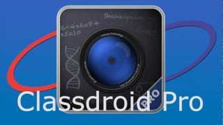 Classdroid Pro YouTube video