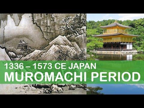 Muromachi Period | Japanese Art History | Little Art Talks (видео)