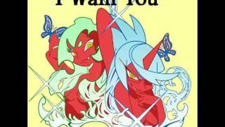 Scanty & Kneesocks Theme - I Want You (With Lyrics)