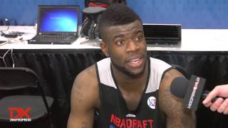 Reggie Bullock Draft Combine Interview