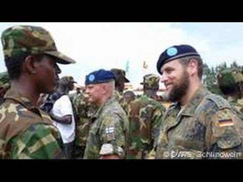 The German Military in Africa   People & Politics