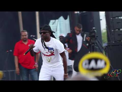 Wilner Pierre - Live Performance In Miami (Haitian Flag Day) 05/18/19
