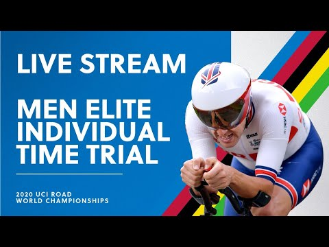 Live - Men Elite Individual Time Trial - 2020 UCI Road World Championships - Imola , Italy