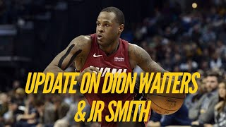 Lakers Update On Dion Waiters & JR Smith by Lakers Nation