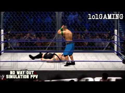WWE No Way Out 2012 - Taken from my Full WWE No Way Out Simulation PPV: http://www.youtube.com/watch?v=U8mT6i6XqY0 Go and leave your predictions over on that video. :-) http://www...