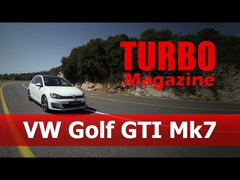 Turbo Magazine – VW Golf GTI Mk7 – טורבו מגזין