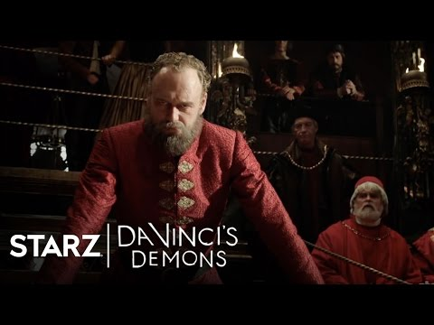 Da Vinci's Demons 3.07 Preview