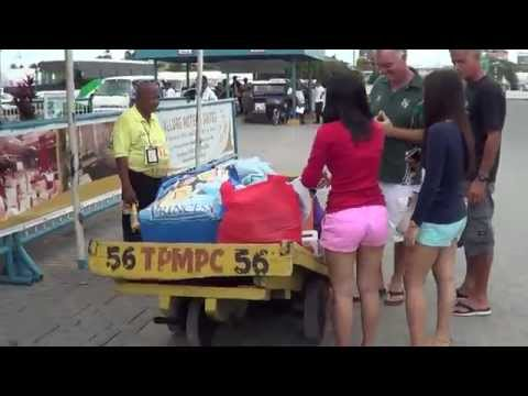 Two HOT Girls in BOHOL Philippines Bring 14 Suitcases For Overnight Stay by RABBI JEW BARKER 2014