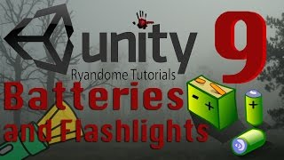 Pick Up Objects. Batteries! How To Make A Horror Game 9 Unity 3D.