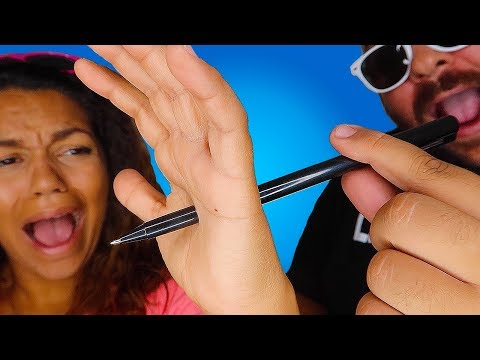 How To Do 3 PEN Magic Tricks!