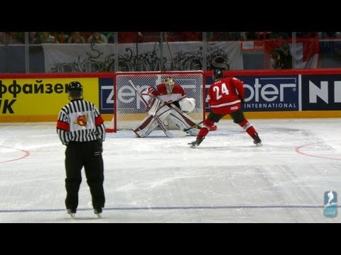 switzerland - Reto Suri's second goal in the shootout gave Switzerland a 3-2 victory over Canada for their second win in the tournament after defeating Sweden on the openi...