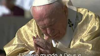 Canonização de S. Josemaria Escrivá em 2 minutos