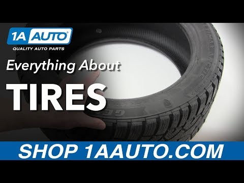 tires - In this video, Jeremy from 1A Auto explains everything about car and truck tires. Read below for helpful tire math, and the Speed, Load, and Class quick refe...