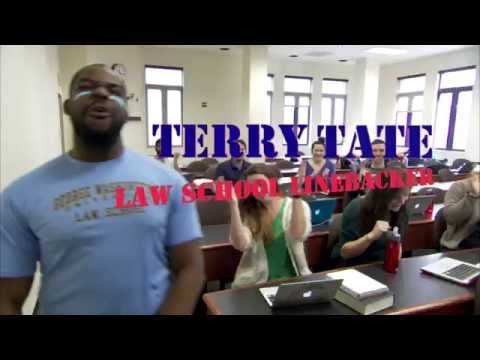 Terry Tate: Law School Linebacker 1