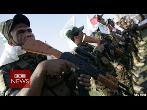 'We terrify Isis' say Iraq's Shia militias - BBC News