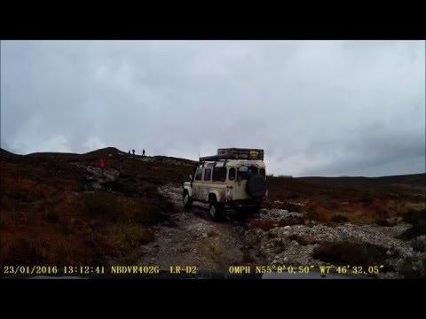 Greenlane Donegal - 23.01.2016 - Part 3 (Hill Climbing)