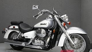 4. 2006 HONDA VT750 SHADOW 750 AERO  - National Powersports Distributors