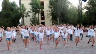 Морський відпочинок дітей в м. Коблево