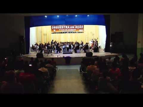 Concerto Filarmônica Orquestra em Ação - Ouro Preto do Oeste