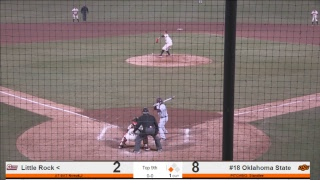 Cowboy Baseball vs. Little Rock