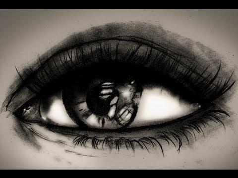 Augen Zeichnen | Draw Eye | Speedart