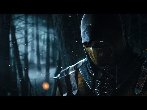 Mortal Kombat X Announce Trailer cool