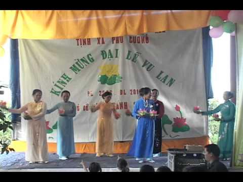 Lễ Vu Lan  TX Phú Cường