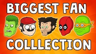 Video BIGGEST FAN 1-5 | COMPLETE COLLECTION MP3, 3GP, MP4, WEBM, AVI, FLV Februari 2019