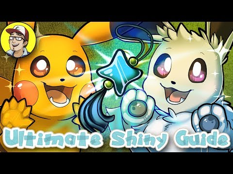 Ultimate Pokemon Shiny Hunting Guide - Let's Go Pikachu/Eevee