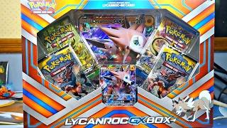 LYCANROC GX BOX OPENING | POKEMON GO GENERATION 2 IS OUT! by JordanJapanNintendoFan