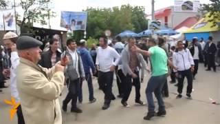 Erev Rosh Hashanah in Uman, Ukraine