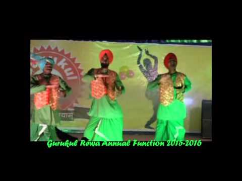 Video Gurukul Rewa Annual Function 2015-16(bhangra) download in MP3, 3GP, MP4, WEBM, AVI, FLV January 2017