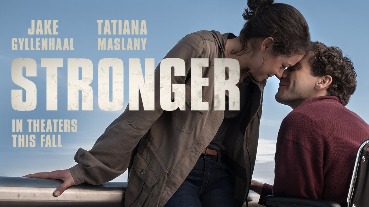 (Trailer) Loss Changes Us, Tragedy Tests Us, Strength Defines Us. Jake Gyllenhaal gets 'Stronger' in Boston Marathon Bombing Drama