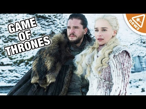 The New Game of Thrones Details Revealed by Season 8 Pics! (Nerdist News w/ Jessica Chobot)