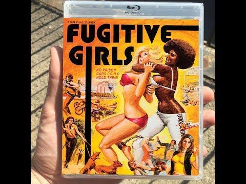 Fugitive Girls: 1974 Theatrical Trailer (Vinegar Syndrome)