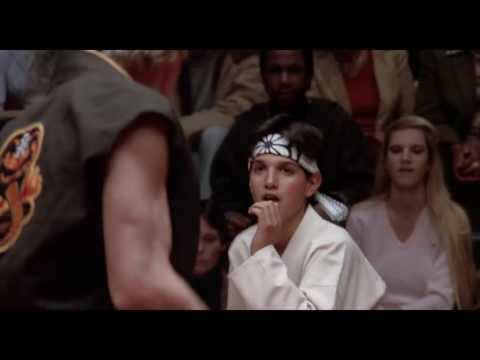 The Karate Kid (1984) - Daniel Vs Johnny Scene (5/5) | MovieTimeTV