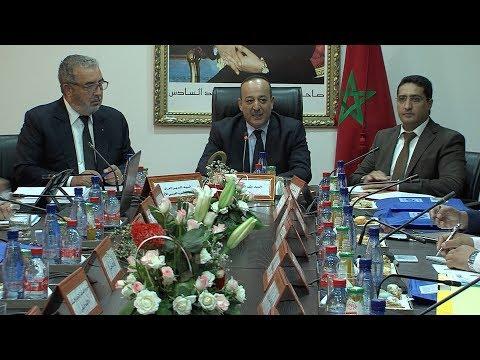 إرساء القانون الجديد المتعلق بإعادة تنظيم وكالة المغرب العربي للأنباء سيبث فيها نفسا جديدا (وزير)