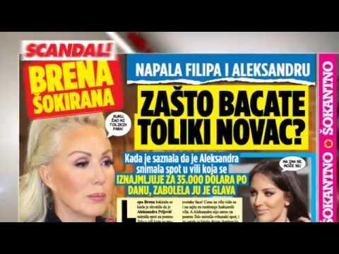 Brena vikala na Prijovićku i Filipa! Bosanac hteo da plače zbog JK! Popović krije bolest