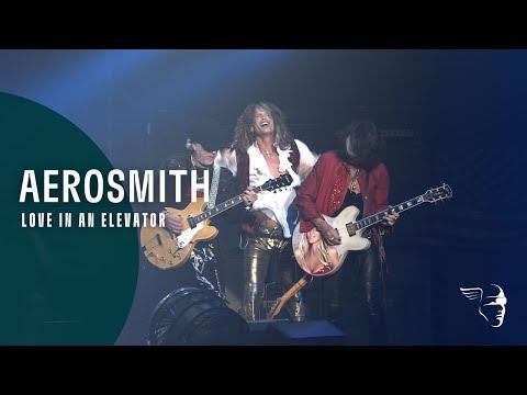 Aerosmith - Love In An Elevator (Rock For The Rising Sun) ~1080p HD
