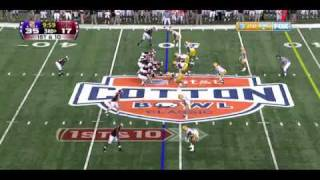 Cyrus Gray vs LSU Cotton Bowl (2011)