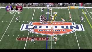 Cyrus Gray vs LSU (Cotton Bowl)  (2011)