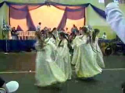 COMADSUS Coreografia de Morrinhos em Aloandia 2008