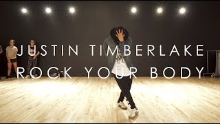 Video Justin Timberlake - Rock Your Body (LIVE) | @mikeperezmedia Choreography download in MP3, 3GP, MP4, WEBM, AVI, FLV January 2017
