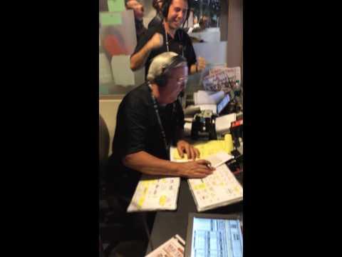 Video Inside the FSU Radio Booth